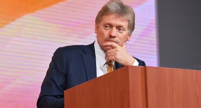 Россия никогда не инициировала дипломатические войны – Песков