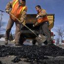«Это ужас»: в сети появились снимки ремонта дороги под Полтавой