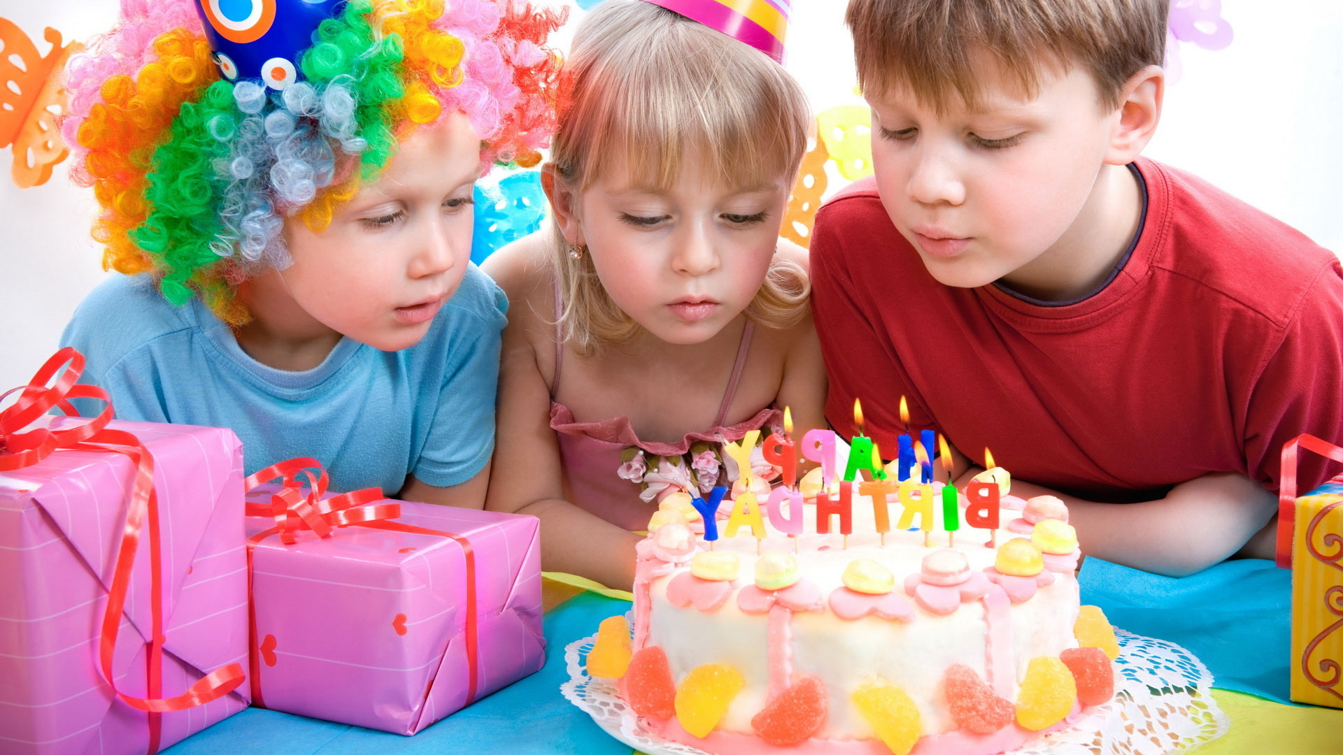 Как выбирать конкурсы на детский день рождения