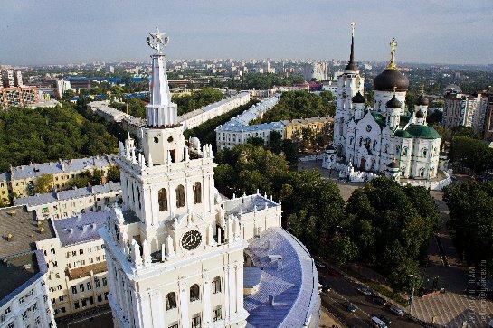 Электронный путеводитель по Воронежу