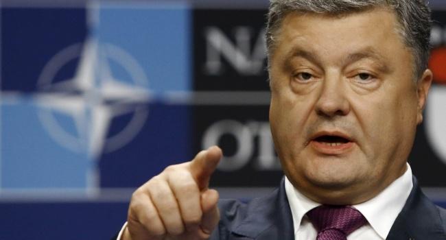 Порошенко: сторонники «Северного потока-2» являются союзниками РФ в ее гибридной