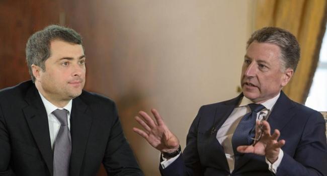 В переговорный процесс между Волкером и Сурковым должен быть включен представитель Украины, – эксперт