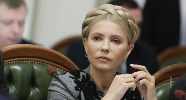 Блогер: хочу себе такого тайного спонсора, как у Тимошенко, чтобы я не хотел, а он мне и ботинки, и бронированный «Мерс», и дворец