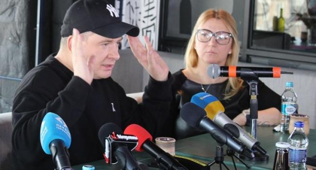 Данилко готов в любой момент «воссоединиться с Россией – вот только Бандера не дает»