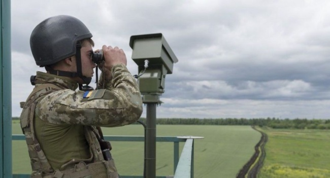 Украина не контролирует более 400 километров границы с РФ