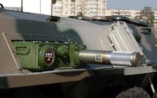 Украина начинает серийный выпуск нового вооружения