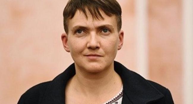 Вера Савченко о состоянии сестры: Она похудела на 10 килограмм, но состояние боевое