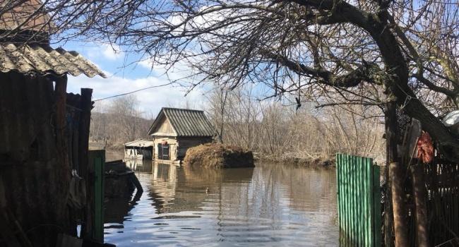 Спасатели предупредили о масштабном паводке