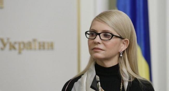Касьянов: в 2014-м Юлию Владимировну бросило большое количество влиятельных мужчин, и каждому из них есть, что рассказать НАБУ