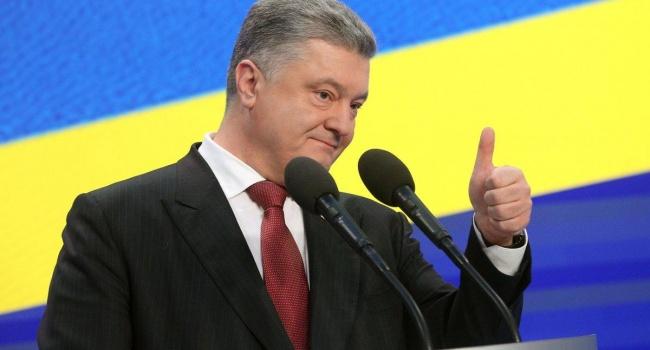 Порошенко анонсировал победу Украины над Россией