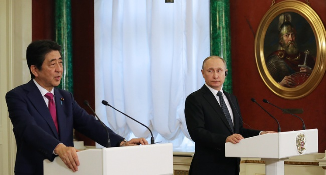 Предательство, которое Путин не ожидал: Япония не поддержала идею Москвы о расследовании дела Скрипалей