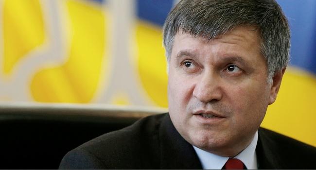 Аваков анонсировал полицейские операции по деоккупации Донбасса