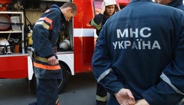 ЧП в ТРЦ Бердичева: дым и несколько сотен перепуганных