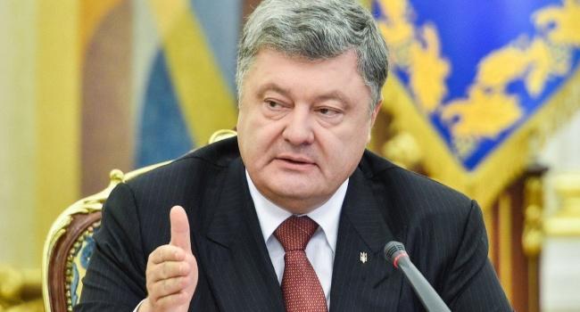Все сценарии Путина по Донбассу разрушены украинцами, — Порошенко