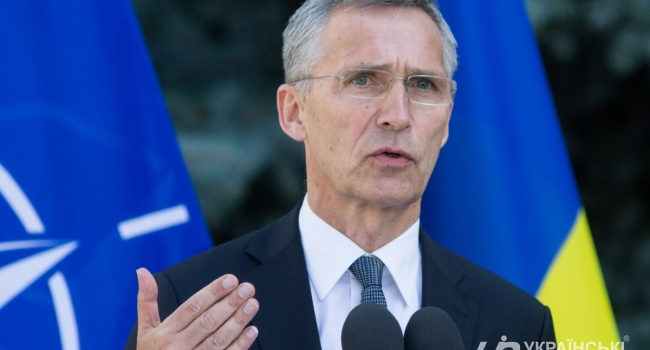 Столтенберг: Россия обязательно должна быть наказана