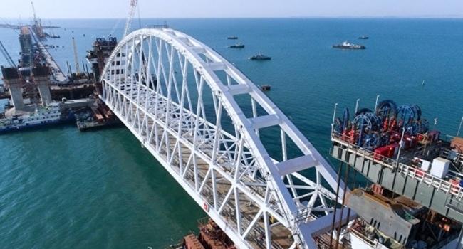 В Москве заявили, что спецслужбы не дадут ОУН подорвать Крымский мост