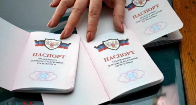 Бред сумасшедшего: у Захарченко рассказали о сотни тысячи выданных «паспортов»