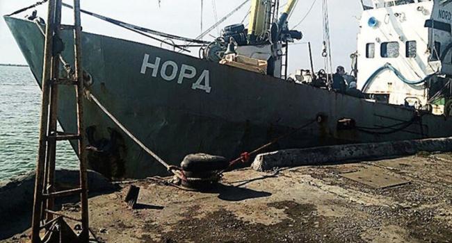 Моряки из «Норда» пытались попасть в Крым по фейковым российским паспортам
