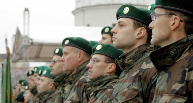 В Литве начали всерьез готовиться к российскому вторжению
