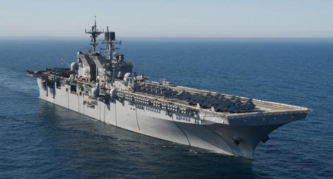 Эксперт: эсминец «Дональд Кук» с 90 тактическими «Томагавками» сегодня встал в Пафосе – цель Сирия