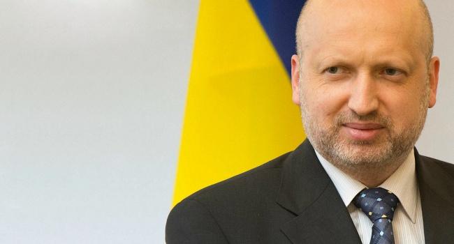 Турчинов о планах Украины: «Сначала мы вернем Донбасс, а потом освободим Крым»