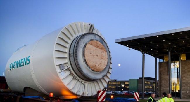 Скандал с турбинами Siemens: в Кремле предъявили обвинение в адрес немецкой компании