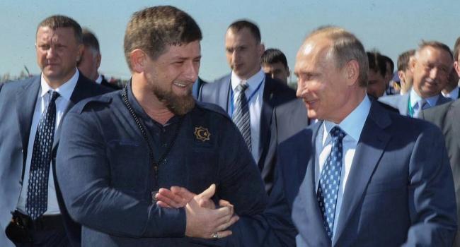 Другой альтернативы нет: Кадыров хочет провести референдум для вечного правления Путина