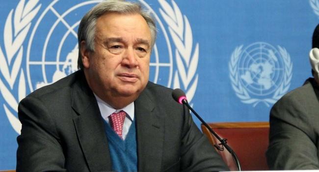 «Холодная война вернулась», — Генеральный секретарь ООН