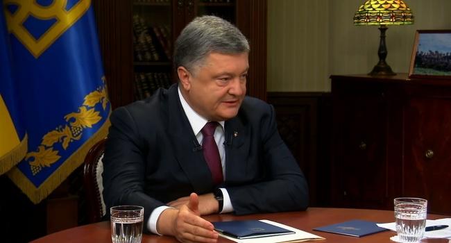 Порошенко: отправить миротворцев на Донбасс готовы 40 стран