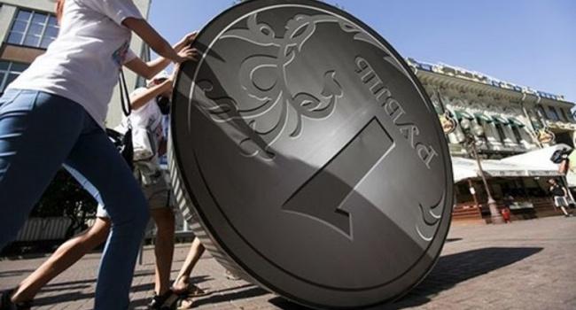Финансисты прогнозируют дальнейшее падения рубля – на этой неделе до 65 рублей за доллар