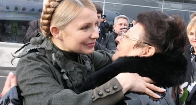 Тетя Юлии Тимошенко шокировала общественность, заявив, что, оккупировав нашу территорию, СССР усилил Украину