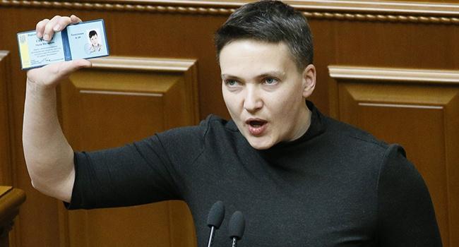 Политолог рассказал, почему показания Савченко на полиграфе стали пиаром для Нади