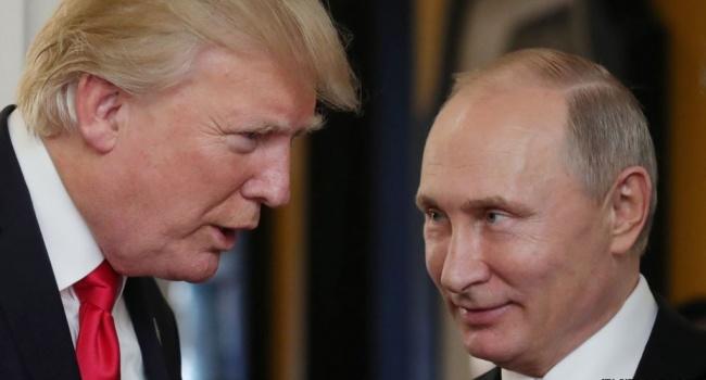 Путин надеется договорится с Трампом: в Кремле распорядились смягчить антиамериканскую риторику, - Bloomberg