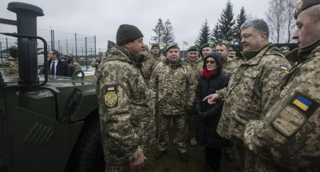 Порошенко уже сделал минимум три вещи, из-за которых он навечно останется в истории Украины, – блогер