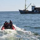 Двое членов экипажа российского судна «Норд» обхитрили украинских пограничников, сбежав в Беларусь