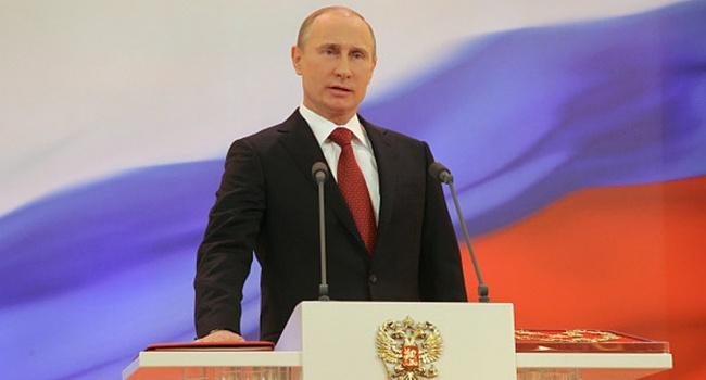 СМИ: Путину предложили провести церемонию инаугурации на Красной площади