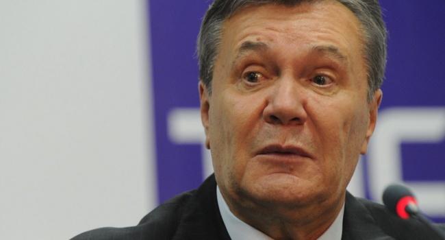 Беглый Янукович написал гневное письмо украинской власти, обвинив в сдаче Крыма и кровопролитии на Донбассе
