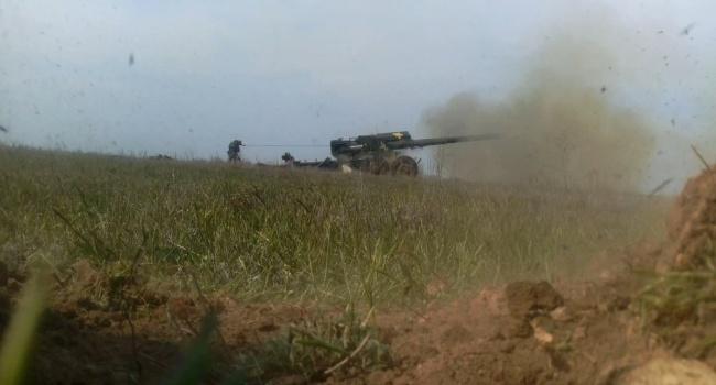 ВМС ВСУ успешно провели учения у границы с Крымом