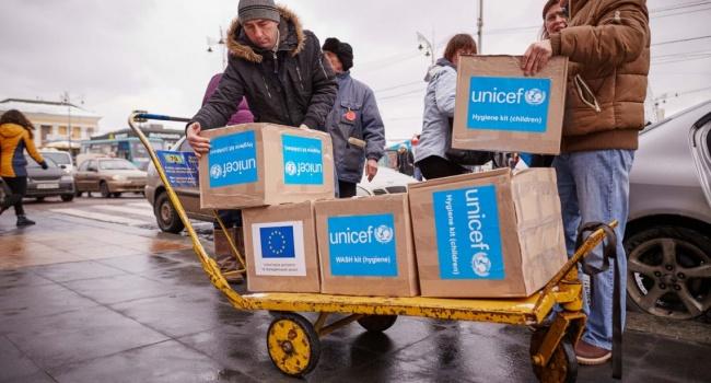 В ООН не хватает денег для помощи Донбассу