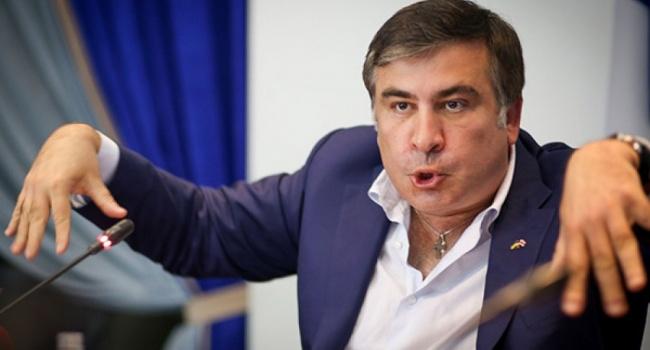 Саакашвили обратился к властям Армении с требованием начать диалог с протестующими