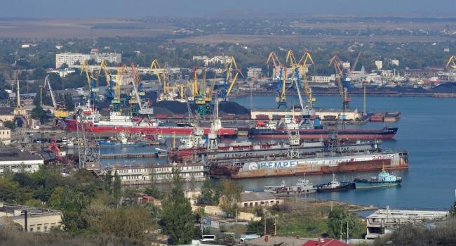 Оккупационные власти Крыма рассчитывают загрузить порты при помощи Сирии: подписан меморандум на 62 млрд.