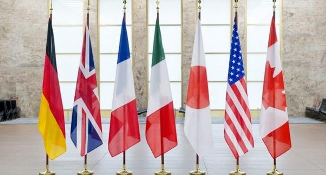 Українське питання включене до порядку денного зустрічі найвпливовіших країн світу