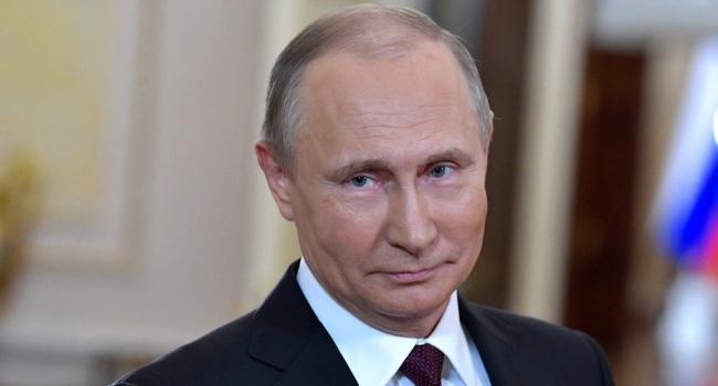 Эксперт: пока счета Путина в западных банках – он полностью ручной