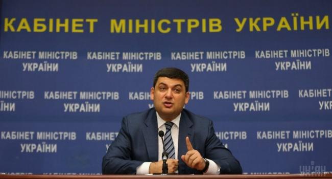 Гройсман начинает самостоятельную игру: эксперт объяснил, почему от этого проиграет не только Порошенко, но и Тимошенко