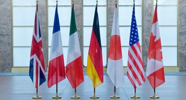 Обозреватель: «Итоги саммита G7+Украина»