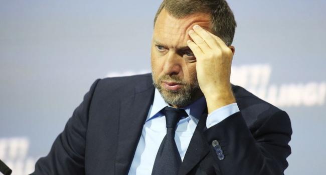 Пострадал больше всех: из-за санкций состояние Дерипаски сократилось до рекордного минимума