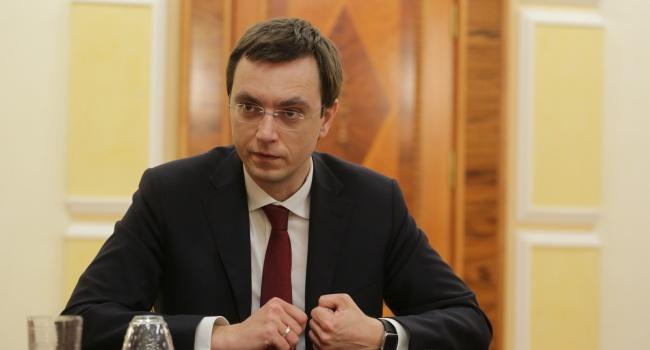 «В водах и портах Украины российского флага не будет», — Омелян