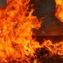 В России огнем пылает авиационный завод «Рубин», - кадры с места событий