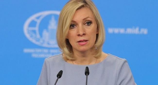 «Киев ненавидит крымчан»: Захарова гневно прокомментировал задержание «доверенного лица» Путина