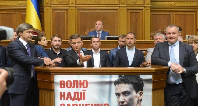 На бывшем УТ-1 рассказали, что в нынешнем созыве парламента 45 гомосексуалистов
